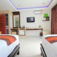 Отель Lanta Fevrier Resort 2* Улучшенный номер с различными типами кроватей фото 4