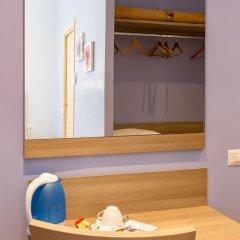 Отель La Grande Bellezza Guesthouse Rome 2* Стандартный номер с различными типами кроватей фото 20