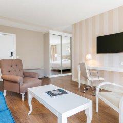 Отель NH Rex 4* Стандартный номер с различными типами кроватей фото 5