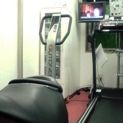 Отель Park Inn Takasaki Томиока фитнесс-зал