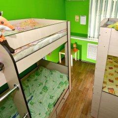 Хостел FoxHole Кровать в общем номере двухъярусные кровати фото 4