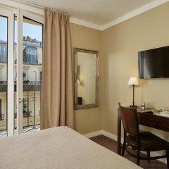 Hotel De Sevres 3* Стандартный номер с различными типами кроватей фото 2