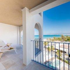 Myseahouse Hotel Flamingo - Только для взрослых балкон фото 5