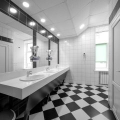 Хостел Австрийский Дворик ванная