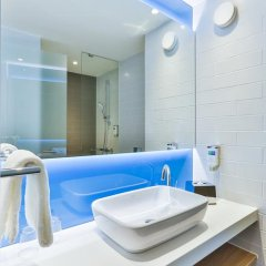 Отель Holiday Inn Express Karlsruhe - City Park 3* Стандартный номер с различными типами кроватей фото 4