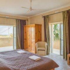 Отель Villa Al Faro Стандартный номер с различными типами кроватей фото 2