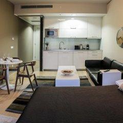 Отель Wenceslas Square Terraces Апартаменты Премиум с различными типами кроватей фото 13