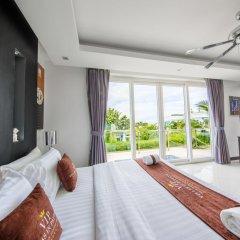 Отель Villas In Pattaya 5* Стандартный номер с различными типами кроватей фото 13