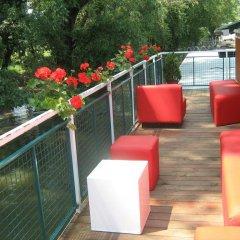 Отель Rooms Jahting Klub Kej балкон