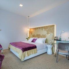 Гостиница Panorama De Luxe 5* Полулюкс разные типы кроватей фото 7