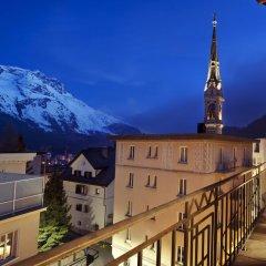Отель Top of the World Apartment Швейцария, Санкт-Мориц - отзывы, цены и фото номеров - забронировать отель Top of the World Apartment онлайн балкон