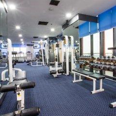Grand Tower Inn Rama VI Hotel фитнесс-зал фото 3