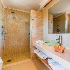 Отель Afandou Bay Resort Suites 5* Полулюкс с различными типами кроватей фото 5