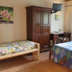 Отель Agriturismo L'Albara Италия, Лимена - отзывы, цены и фото номеров - забронировать отель Agriturismo L'Albara онлайн комната для гостей фото 4