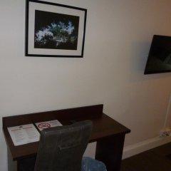 Отель Castle House Inn 2* Стандартный номер с различными типами кроватей (общая ванная комната) фото 8