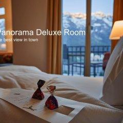 Schweizerhof Swiss Quality Hotel спа