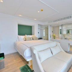 Отель Riva Arun Bangkok 4* Номер Делюкс с различными типами кроватей фото 3