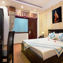 Hanoi Focus Boutique Hotel 3* Номер Делюкс разные типы кроватей фото 11