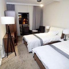Отель Цитадель Нарикала 4* Стандартный номер 2 отдельные кровати фото 6
