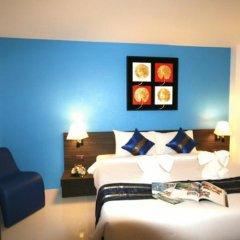 Отель Twin Hotel Таиланд, Пхукет - отзывы, цены и фото номеров - забронировать отель Twin Hotel онлайн комната для гостей фото 2