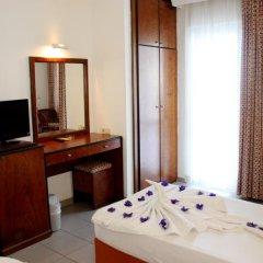 Azak Beach Hotel 3* Стандартный номер с различными типами кроватей фото 7