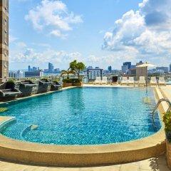 Отель Hyde Park by MyPattayaStay бассейн фото 3