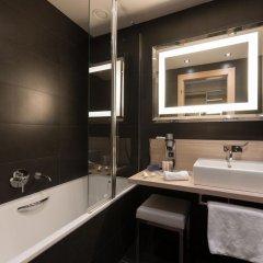 Отель Occidental Praha Five 4* Стандартный номер с различными типами кроватей фото 12