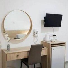 Апартаменты Myriama Apartments Улучшенная студия с различными типами кроватей фото 12