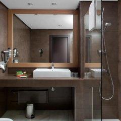 Отель URH Ciutat de Mataró 4* Стандартный номер двуспальная кровать фото 11