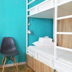 Inhawi Hostel Кровать в общем номере с двухъярусной кроватью фото 33