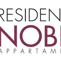 Отель Residenza Nobel Appartamenti городской автобус