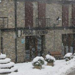 Отель Pensió La Creu фото 2