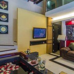 Отель Kirikayan Boutique Resort 4* Номер Делюкс с различными типами кроватей фото 9