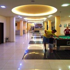 Отель Plamena Palace Болгария, Приморско - 2 отзыва об отеле, цены и фото номеров - забронировать отель Plamena Palace онлайн интерьер отеля фото 3