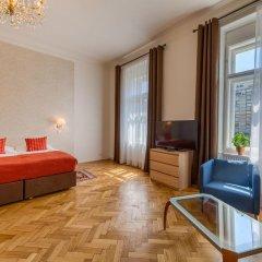 Апартаменты Apartments 39 Wenceslas Square Улучшенные апартаменты с различными типами кроватей фото 15