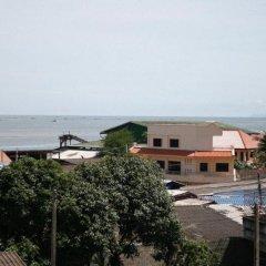 Tharapark View Hotel пляж