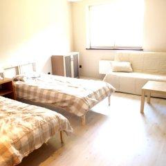 Отель Hevelius Residence Стандартный номер с 2 отдельными кроватями фото 2