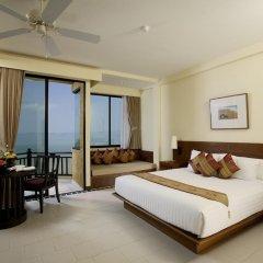Отель Supalai Resort And Spa Phuket 3* Номер Делюкс с двуспальной кроватью фото 5