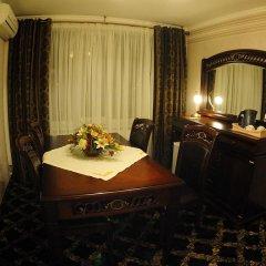 Mir Hotel In Rovno 3* Люкс с различными типами кроватей фото 5