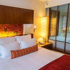 Отель Millennium Resort Patong Phuket 5* Номер Делюкс с двуспальной кроватью фото 7