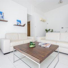 Отель Oceanview Villa 069 Кипр, Протарас - отзывы, цены и фото номеров - забронировать отель Oceanview Villa 069 онлайн комната для гостей фото 5