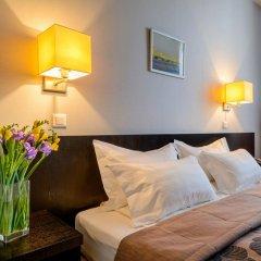 Отель Skyport Обь комната для гостей фото 4