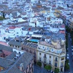 Отель Virgen de los Reyes Испания, Севилья - 2 отзыва об отеле, цены и фото номеров - забронировать отель Virgen de los Reyes онлайн фото 2