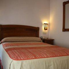Отель Hostal La Nava Стандартный номер с различными типами кроватей фото 3