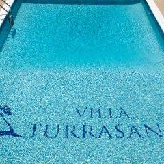 Отель Villa Turrasann спортивное сооружение