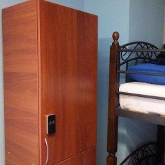 Кино Хостел на Пушкинской Кровать в общем номере с двухъярусными кроватями фото 11