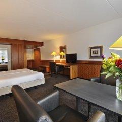 Van der Valk Hotel Leusden - Amersfoort 4* Номер Комфорт с различными типами кроватей фото 4