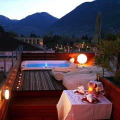 Отель Boutique Hotel ImperialArt Италия, Меран - отзывы, цены и фото номеров - забронировать отель Boutique Hotel ImperialArt онлайн бассейн
