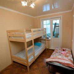 Light House Pavlodar Hostel Кровать в общем номере двухъярусные кровати фото 10