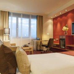 Отель Dorint Main Taunus Zentrum Frankfurt/Sulzbach 4* Стандартный номер разные типы кроватей фото 3